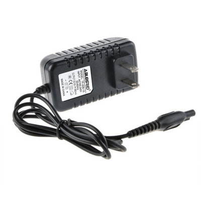 ABLEGRID AC / DC Adapter For Philips Norelco HQ6740, HQ6755 HQ6757, HQ6760 HQ6761 HQ6762, HQ6763 HQ6764 HQ6765 Philishave Razor / Electric Shaver Power Supply Cord