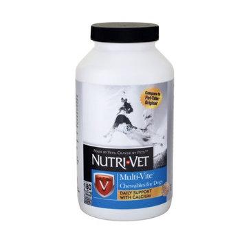 Nutriv 691141 Multi-Vite Chewables for Dogs (Pack of 120)