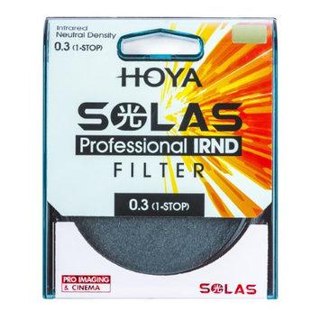 HOYA SOLAS ND-2 (0.3) 1 Stop IRND Neutral Density Filter (67mm)