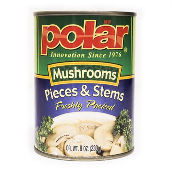 MW Polar Pieces & Stems Mushroom 8 oz.