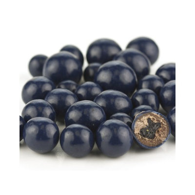 Beulah's Candyland Blue Chocolate Covered Blueberries 5 pounds dried blueberries