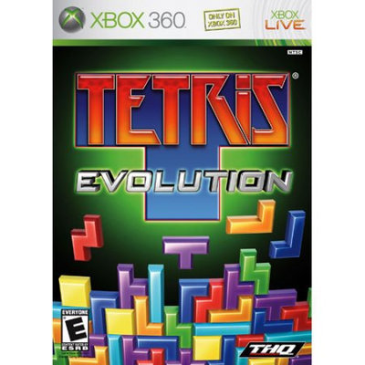 Thq, Inc. Tetris: Evolution