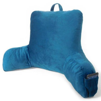 Arlee Home Fashions Mainstays Plush Backrest Corsair
