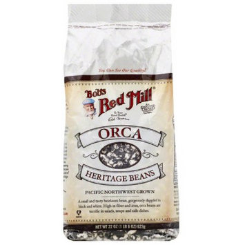 Bob's Red Mill Orca Heritage Beans