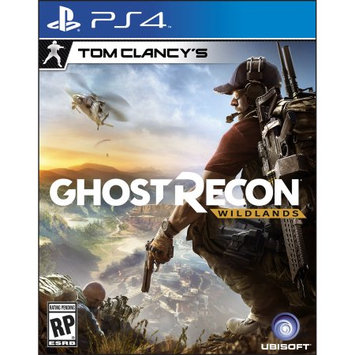 Ubisoft Paris Studios Sarl Ghost Recon Wildlands - Pre-Owned (PS4)