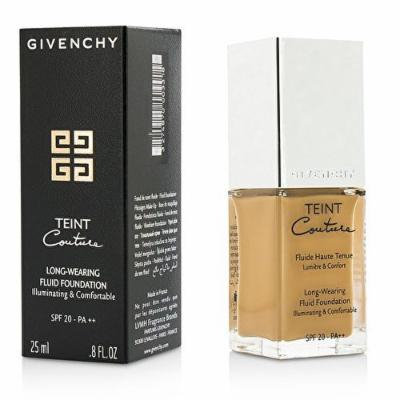 Givenchy Teint Couture Long Wear SPF 20 Fluid Foundation, No. 7 Elegant Ginger, 0.8 Ounce