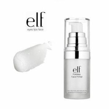2 Pack e.l.f. Cosmetics Studio Poreless Face Primer 83405 Clear
