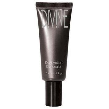 Divine Skin & Cosmetics - Creamy, Liquid Dual Action Concealer - Caramel