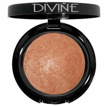 Divine Skin & Cosmetics - Baked Bronzing Powder with a Radiant, Glowing Finish - Fiji