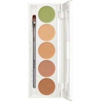 Kryolan Dermacolor Camouflage Creme Quintet 75015 D Q4 Makeup Palette