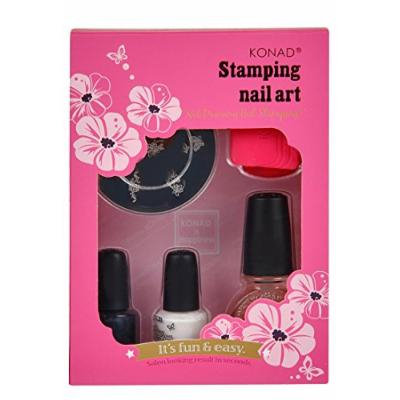 Konad Stamping Nail Art - T Set