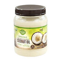 Wellsley Farm Organic Coconut Oil, Refined, 54 Oz Jar