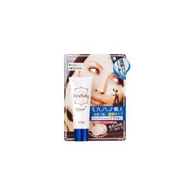 Sana Pore Putty Keana Pate Shokunin - Make Up Base Cream Clear