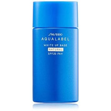 Shiseido Aqualabel  |White Up Base Natural Makeup