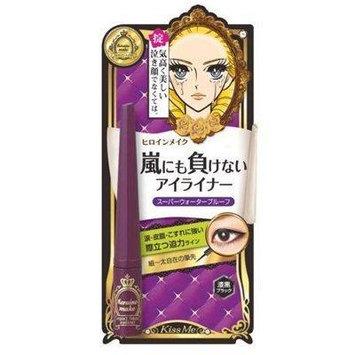 Kiss Me Heroine Make Impact Liquid Eye Liner N01