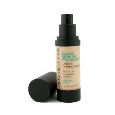 Youngblood Liquid Mineral Foundation - Shell - 30ml/1oz
