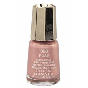 Mavala Switzerland Nail Polish - Rose 328