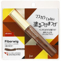 DEJAVU Imju Extra Long Fiberwig, Natural Brown, 8 Gram