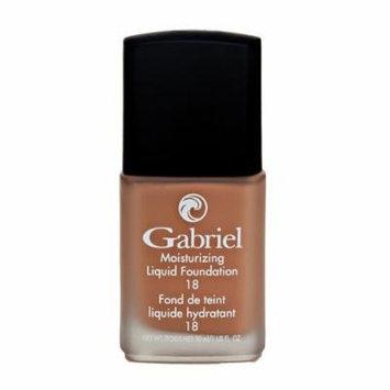 Gabriel Cosmetics Foundation Liquid Golden Beige Natural