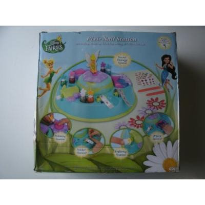 Disney Fairies Pixie Nail Station UPC# 045672214829 by CoCo-Shop