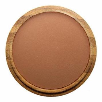 Zao Organic Makeup - Mineral Cooked Powder (Bronzer) Chocolate 344 - 0.53 oz.