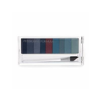Physicians Formula Eye Enhancing Shimmer Strips Shadow & Liner Eye Candy Collection, Blue Eye Candy 7371 0.26 oz (7.5 g)
