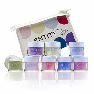 Entity True Artistry Colored Sculpting Powder Gallery Collection Kit 8*0.25oz 1010101