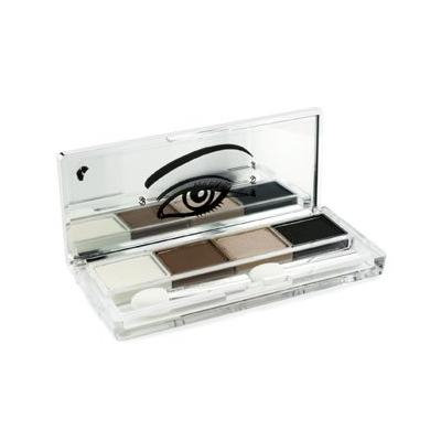 Clinique All About Shadow Quad - # 02 Jenna's Essentials 4x1.2g/0.04oz