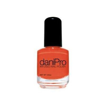 DaniPro Infused Nail Polish Coral Breeze Best Kept Secret 0.5Oz by USA by CoCo-Shop