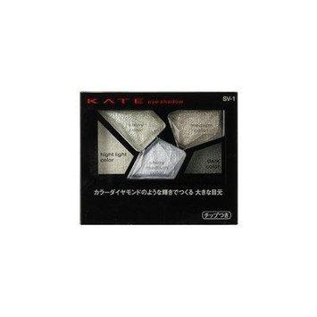 Kanebo KATE Colorshas Diamond SV-1 / Eye Shadow