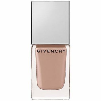 Le Vernis Intense Color Nail Lacquer Givenchy 0.3 Oz Beige Mousseline 02 - Creamy Nude