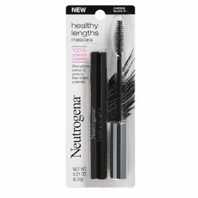 Neutrogena Healthy Lengths Mascara, Carbon Black 0.21 oz (6 g)
