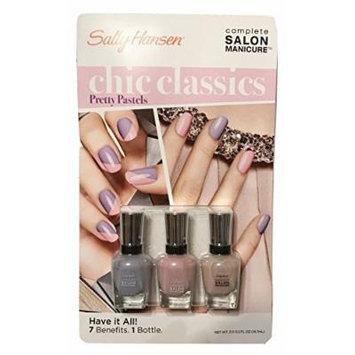 Sally Hansen Chic Classics Manicure Set (Pretty Pastels)