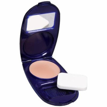 CoverGirl Aqua Smooth AquaSmooth Compact Solid Foundation , Natural Ivory 0.4 oz
