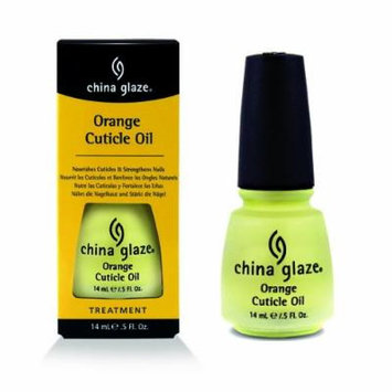 (6 Pack) CHINA GLAZE Orange Cuticle Oil - CGT908