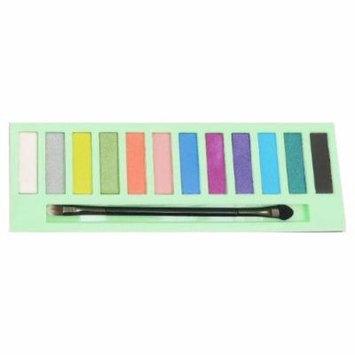 (6 Pack) LA GIRL Beauty Brick Eyeshadow Collection - Neons