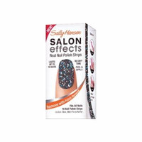 (6 Pack) SALLY HANSEN Salon Effects Real Nail Polish Strips - Winter Funderland