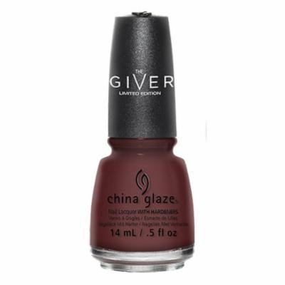 (6 Pack) CHINA GLAZE The Giver Collection - Limited Edition - Community