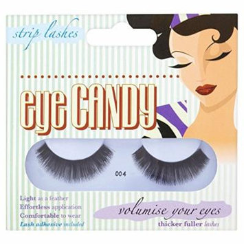 Eye Candy 50's Style Volumise Strip Lashes - 004