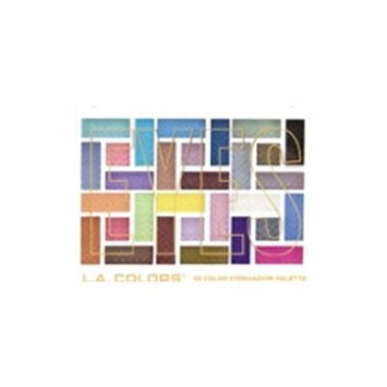 (6 Pack) L.A. COLORS 30 Color Eyeshadow Palette In The Moment