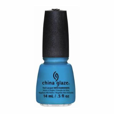 (6 Pack) CHINA GLAZE Nail Lacquer Sunsational Isle See You Later