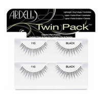 (6 Pack) ARDELL Twin Pack Lashes - 110 Black