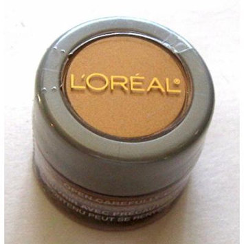 Loreal On The Loose Shimmering Powder Eye Shadow Future Gold