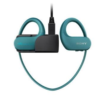 Sony - Walkman Nw-ws413 4GB* Wearable Mp3 Player - Blue