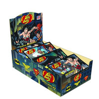Jelly Belly Super Hero Jelly Beans, Super Hero Mix, Assorted Designs, 1-oz, 24 Pack
