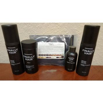 Hair Fibers Ultimate Kit - Bottle, Refill, fhPrep & Fiber Sprays