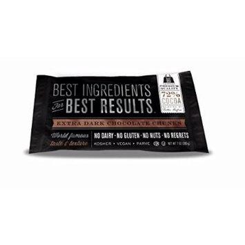 Callebaut Extra Dark Chocolate Chunks - (4 Pack)