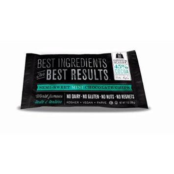 Callebaut Mini Chocolate Chips - Semi Sweet (4 Pack), 9 oz