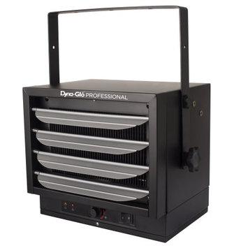 Dyna-glo Professional 7,500-Watt Electric Garage Heater, Black