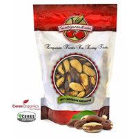 Organic Raw Brazil Nuts, 2 lb
